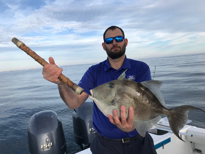 Destin florida inshore bay fishing charters with Destin Inshore Guides