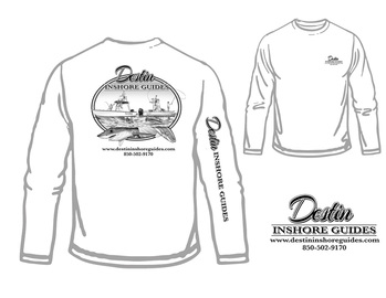 Destin Inshore Guides Shirt