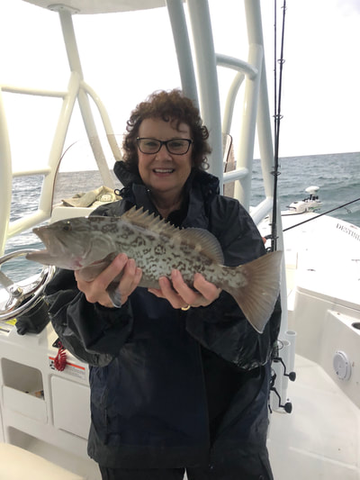 Destin inshore bay fishing charters